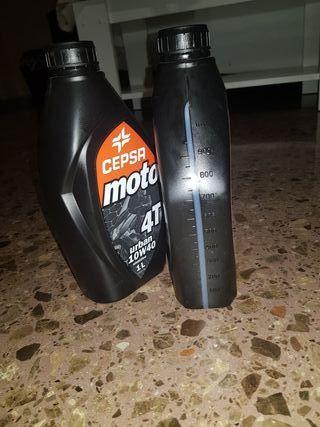 aceite cepsa moto 4t