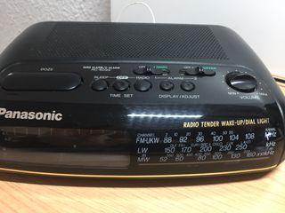 Radio despertadores