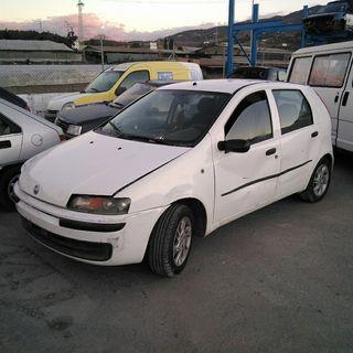 Fiat Punto 2001 para desguace