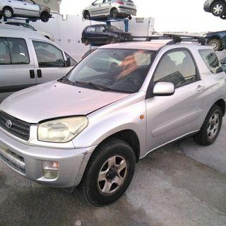 Toyota RAV4 2001 para desguace