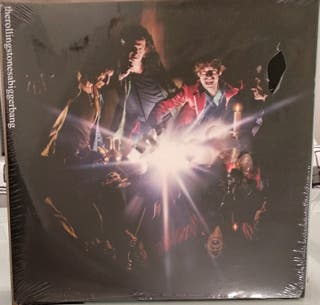 DISCO THE ROLLING STONES A BIGGER BANG