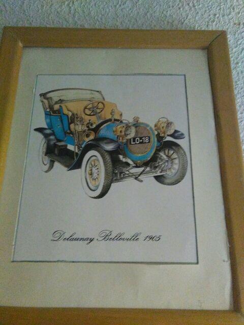 cuadro de moto
