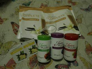 Complemento alimenticio.Dieta