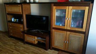 Mobiliario madera de cerezo