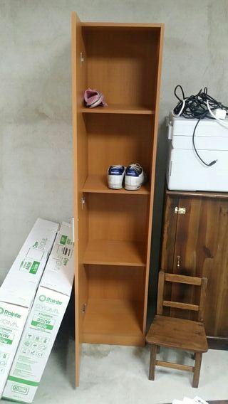 2 armarios baldas 40x180...los 2 x 40€