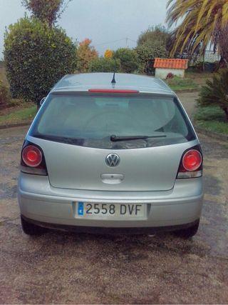 Volkswagen Polo 2005, con a/a, e/e, c/c. 1.4 tdi