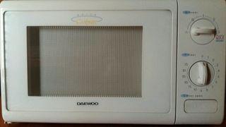 microondas Daewoo