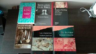 Cualquier libro 1€