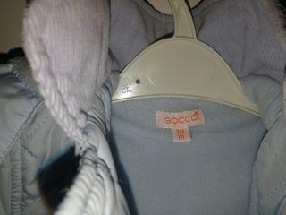 chaqueta bebé 3 meses