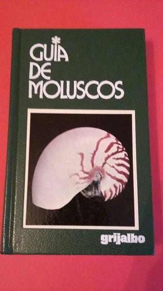 GUIA GRIJALBO DE MOLUSCOS -1982 - PRIMERA EDICIÓN.