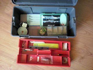 Caja herramientas o pesca