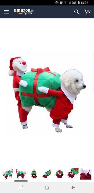 Disfraz Perro Navidad