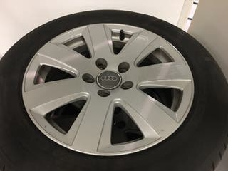 Llanatas Audi 16