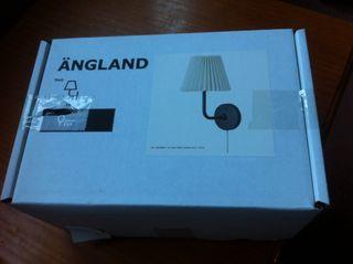 Lampara ANGLAND IKEA aplique Pared