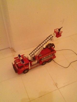 Camión bomberos. Juguetes