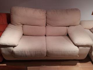 Conjunto 2 sofás, sofa 2 plazas y sofa 3 plazas