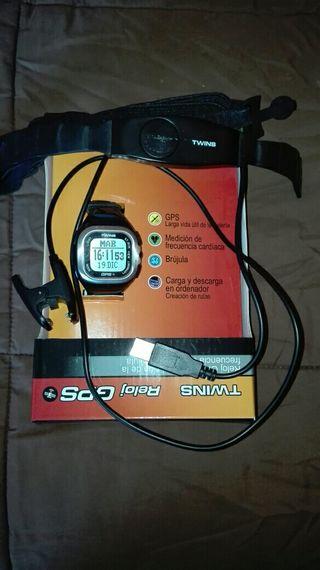 Reloj GPS TWINS