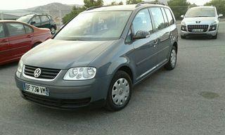 Volkswagen Touran 2.0 TDI 2003