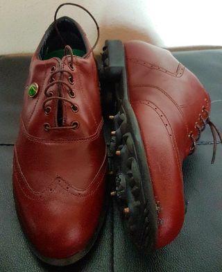 zapatos golf