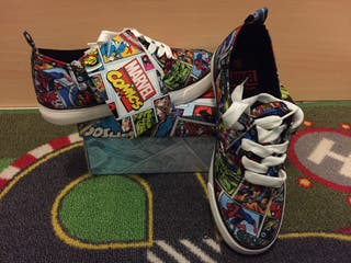 Zapatillas Sneakers Marvel