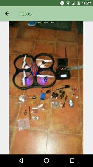 Dron ufo v666