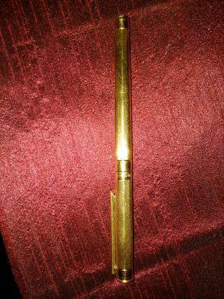 Bolígrafo Montblanc Oro