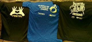 Camisetas técnicas running - Talla M