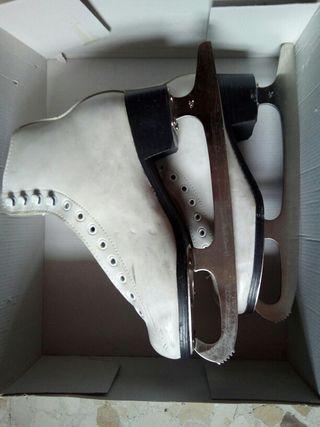 patines de hielo .talla 36-37..-644.635.076