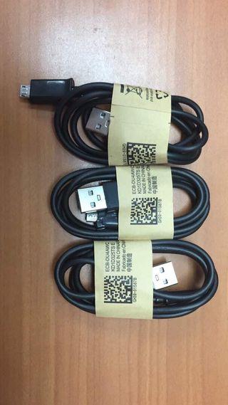 Cable Mini y Micro USB
