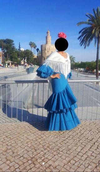 Traje flamenca barato!!!!