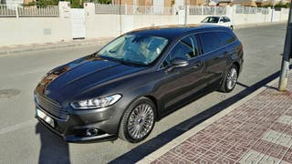 Ford Mondeo 2015