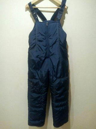 SIN ESTRENAR! Pantalon de esqui/ski, talla 4-6.