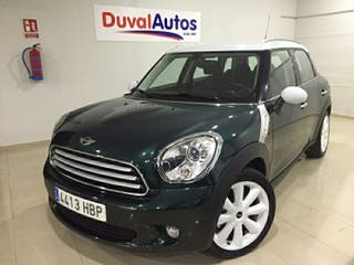 Mini Cooper D Countryman 2011