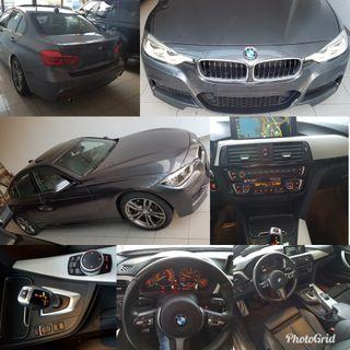 BMW Serie 3 Diesel 150cv M