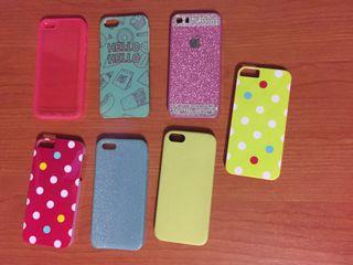 Vendo fundas Iphone 5S