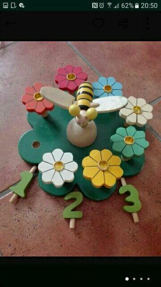 recolectora de miel