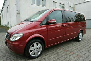 Mercedes-benz Viano FUN Camper