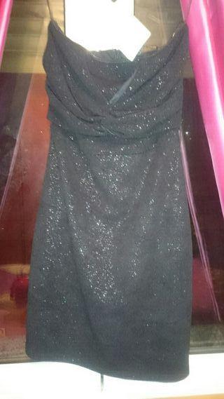 Vestido fiesta de beska sin estrenar precioso