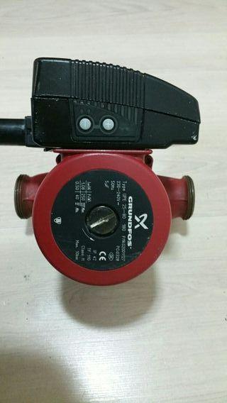 bomba de agua Grundfos