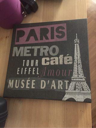 Cuadros París Londres N. York