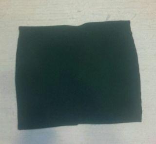 Falda verde