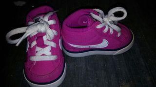 Zapatos niña Nike 18.5