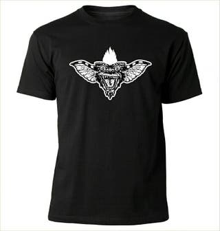Camiseta Gremlins años 80 nueva