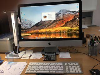 iMac 27 i5 3,2 GHz Nvidia 2GB