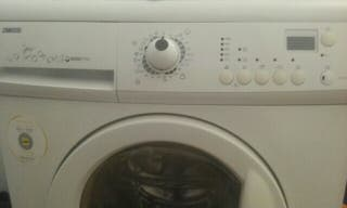 lavadora- secadora zanussi