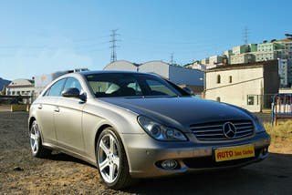 Mercedes-benz Clase CLS 320 Cdi IMPECABLE!!