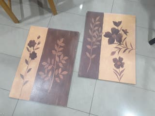 cuadro cuadros flores