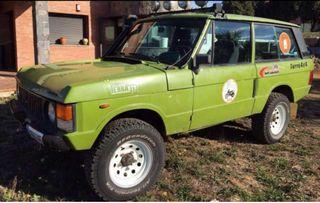Land rover ranger 1990