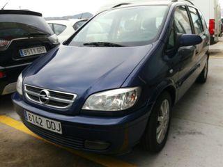 Opel Zafira 2.o DTi 100cv
