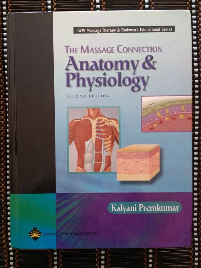 The Massage Connection. Anatomy & Physiology de segunda mano por ...